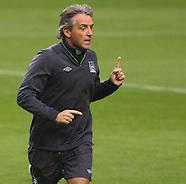 Manchester City Training & PC 231012