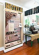 Abita Springs Trailhead Museum interior