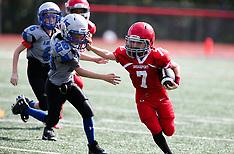 09/22/19 Youth Football Bridgeport vs. Lewis County