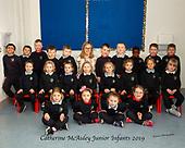 Catherine McAuley Junior Infants 2019