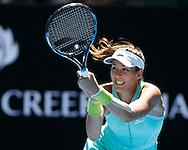 GARBI&Ntilde;E MUGURUZA (ESP)<br /> <br /> Australian Open 2017 -  Melbourne  Park - Melbourne - Victoria - Australia  - 24/01/2017.