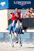 Martin Fuchs - Clooney 51<br /> FEI European Championships 2019<br /> © DigiShots