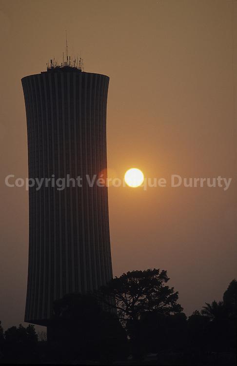 NABEMBA TOWER, BRAZZAVILLE, CONGO