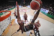 MartinKelvin  Schiacciata Gold<br /> Umana Reyer Venezia - Happy Casa Brindisi<br /> LBA Final Eight 2020 Zurich Connect - Finale<br /> Basket Serie A LBA 2019/2020<br /> Pesaro, Italia - 16 February 2020<br /> Foto Mattia Ozbot / CiamilloCastoria