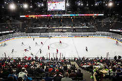 Arena during the 2017 IIHF Men's World Championship group B Ice hockey match between National Teams of Slovenia and Norway, on May 9, 2017 in Accorhotels Arena in Paris, France. Photo by Vid Ponikvar / Sportida