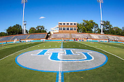 Hampton - Tennessee Tech football game at Armstrong Stadium in Hampton, Virginia.  Tech won 30-27.  September 14, 2013  (Photo by Mark W. Sutton)