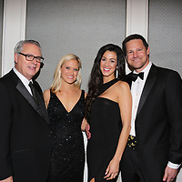 Co-chairs, Steve and Katie Schankman, Danielle Ramirez, Brian Schwarze