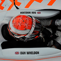 Dan Wheldon at Indycar May 2011 - Indianapolis