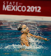 Opening Ceremony, Officials, Solo .event Day02 - Dec. 1st.7th FINA Synchronized Swimming  World Trophy.Mexico City MEX - Nov. 30th, Dec. 2nd, 2012.Photo G.Scala/Deepbluemedia/Inside