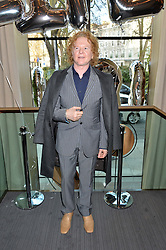 MICK HUCKNALL at the 3rd birthday party for Spectator Life magazine hosted by Andrew Neil and Olivia Cole held at the Belgraves Hotel, 20 Chesham Place, London on 31st March 2015.