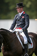 BLACK TIE II ridden by Oliver Townend at Bramham International Horse Trials 2016 at Bramham Park, Bramham, United Kingdom on 9 June 2016. Photo by Mark P Doherty.