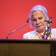 NLD/Utrecht/20180927 - Openingsavond Nederlands Film Festival Utrecht, Gouden Kalf uitreiking aan Monique van der Ven