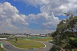 Felipe Nasr (BRA) Sauber F1 Team, Sebastian Vettel (GER) Scuderia Ferrari <br /> 11.11.2016. Formula 1 World Championship, Rd 20, Brazilian Grand Prix, Sao Paulo, Brazil, Practice Day.<br /> Copyright: Charniaux / XPB Images / action press