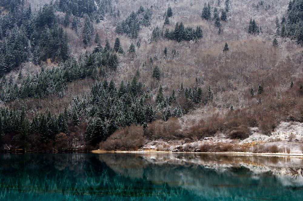 Jiuzhaigou National Park, Sichuan Province, China