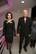 ALICE BLACK AND SIR JAMES DYSON, Brit Insurance Design Awards. Design Museum. London. 18 March 2008.  *** Local Caption *** -DO NOT ARCHIVE-© Copyright Photograph by Dafydd Jones. 248 Clapham Rd. London SW9 0PZ. Tel 0207 820 0771. www.dafjones.com.