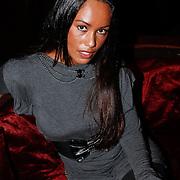 NLD/Amsterdam/20101008 - Onthulling Playboy cover Sanne Kraaijkamp, Merel Trip