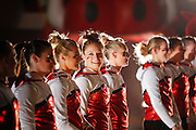 University of Arkansas Razorback 2010-2011 Women's Gymnastics Team action photos<br /> <br /> <br /> <br /> ©Wesley Hitt<br /> All Rights Reserved<br /> 501-258-0920