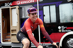 Tiffany Cromwell (AUS) at Stage 3 of 2019 OVO Women's Tour, a 145.1 km road race from Henley-on-Thames to Blenheim Palace, United Kingdom on June 12, 2019. Photo by Sean Robinson/velofocus.com