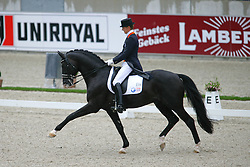 Gal Edward (NED) - G4S IPS Gribaldi<br /> CHIO Aachen 2005<br /> Photo copyright Hippo Foto