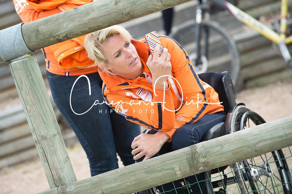 Den Dulk Nicole, (NED) <br /> Para-Dressage FEI European Championships Deauville 2015<br /> © Hippo Foto - Jon Stroud<br /> 17/09/15