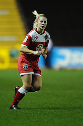 Bristol Academy Womens' Nikki Watts   - Photo mandatory by-line: Joe Meredith/JMP - Mobile: 07966 386802 - 13/11/2014 - SPORT - Football - Bristol - Ashton Gate - Bristol Academy Womens FC v FC Barcelona - Women's Champions League