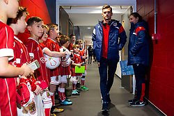 Jamie Paterson of Bristol City arrives - Rogan/JMP - 20/12/2017 - Ashton Gate Stadium - Bristol, England - Bristol City v Manchester United - Carabao Cup Quarter Final.