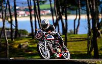 29-09-2013 Santander<br /> IV Gran Carrera Motos Clasicas en el Palacio de la Magdalena<br /> Javi Lopez Cuervo, con la moto Morini 500<br /> <br /> Fotos: Juan Manuel Serrano Arce