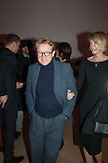 JOHN SWANNELL, Opening of Bailey's Stardust - Exhibition - National Portrait Gallery London. 3 February 2014