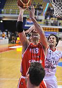 DESCRIZIONE : Biella Lega A 2011-12 Angelico Biella Cimberio Varese<br /> GIOCATORE : Diego Fajardo<br /> SQUADRA : Cimberio Varese<br /> EVENTO : Campionato Lega A 2011-2012 <br /> GARA : Angelico Biella Cimberio Varese <br /> DATA : 09/04/2012<br /> CATEGORIA : Penetrazione Tiro<br /> SPORT : Pallacanestro <br /> AUTORE : Agenzia Ciamillo-Castoria/ L.Goria<br /> Galleria : Lega Basket A 2011-2012 <br /> Fotonotizia : Biella Lega A 2011-12  Angelico Biella Cimberio Varese <br /> Predefinita