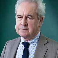 John Banville, the Irish novelist, adapter of dramas, and screenwriter at the Edinburgh International Book Festival 2015.<br /> Edinburgh. 31st August 2015<br /> <br /> Photograph by Gary Doak/Writer Pictures<br /> <br /> WORLD RIGHTS