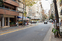 DEPARTAMENTO AMUEBLADO DE UN AMBIENTE EN EL BARRIO DE RECOLETA, CIUDAD AUTONOMA DE BUENOS AIRES, ARGENTINA (PHOTO BY © MARCO GUOLI - ALL RIGHTS RESERVED. CONTACT THE AUTHOR FOR IMAGE REPRODUCTION)