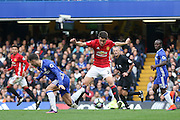 Ander Herrera Midfielder of Manchester United during the Premier League match between Chelsea and Manchester United at Stamford Bridge, London, England on 23 October 2016. Photo by Phil Duncan.