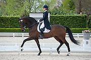 Aimee Weise - Sportlife<br /> CDIPJYR Roosendaal 2013<br /> © DigiShots