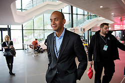 © Licensed to London News Pictures. 27/09/2016. Liverpool, UK. Chuka Umunna MP seen at the third day of the Labour Party Annual Conference, held at the ACC in Liverpool, merseyside, UK. Photo credit: Ben Cawthra/LNP