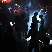 High schoolers get their kicks on the Pavilion dance floor during SnoBall, Dec. 6, 2008. THOMAS PATTERSON | Statesman Journal