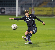 Willie Dyer return to action - Dundee v Aberdeen, SPFL development league<br /> <br />  - &copy; David Young - www.davidyoungphoto.co.uk - email: davidyoungphoto@gmail.com