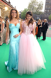 Left to right, designer ISABELL KRISTENSEN and her daughter MISS SOPHIE KRISTENSEN at the NSPCC's Dream Auction held at The Royal Albert Hall, London on 9th May 2006.<br /><br />NON EXCLUSIVE - WORLD RIGHTS