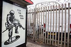 2019-09-11 DSEI arms fair subvert