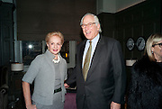 CAROLINA HERRERA; SIR EVELYN DE ROTHSCHILD, Graydon and Anna Carter host a lunch for Carolina Herrera to celebrate the ipening of her new shop on Mount St. .The Connaught. London. 20 January 2010