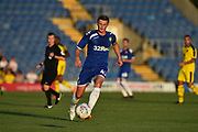 Sam Dalby (41) of Leeds United during the Pre-Season Friendly match between Oxford United and Leeds United at the Kassam Stadium, Oxford, England on 24 July 2018. Picture by Graham Hunt.