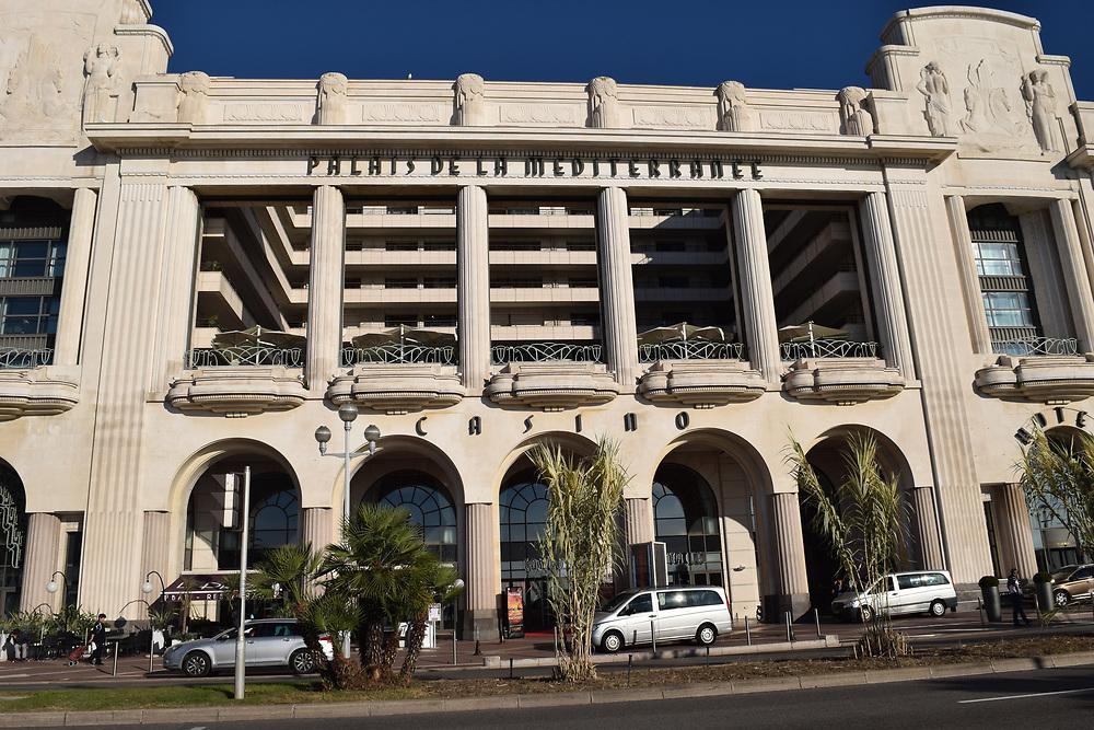 Palais de la Mediterranne