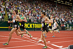 2012 USA Track & Field Olympic Trials: Will Leer, mens 1500 meters,