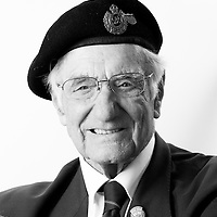 Gordon Smith, Army - Royal Engineers, 1942-1947, Staff Sergeant, Combat Engineer, India, Malaya, Singapore, WW2.  Gordon landed at Sword Beach D-Day+1 where his first task was to clear the area of mines.