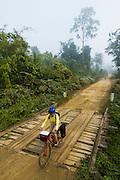 Myanmar/Burma, bicycling trip