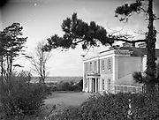 01/11/1957<br /> 11/01/1957<br /> 01 November 1957<br /> Sutton Park School and grounds at St. Fintin's Road, Sutton, Co. Dublin.