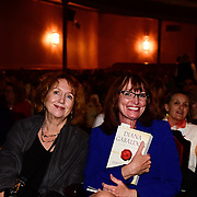 Fans in The Music Hall before Diana Gabaldon's appearance there on June 3, 2015