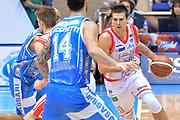 DESCRIZIONE : Final Eight Coppa Italia 2015 Desio Quarti di Finale Banco di Sardegna Sassari vs Grissin Bon Reggio Emilia<br /> GIOCATORE : Andrea Cinciarini<br /> CATEGORIA :Palleggio Blocco<br /> SQUADRA : Grissin Bon Reggio Emilia<br /> EVENTO : Final Eight Coppa Italia 2015 Desio <br /> GARA : Grissin Bon Reggio Emilia vs Dolomiti Energia Trento  <br /> DATA : 20/02/2015 <br /> SPORT : Pallacanestro <br /> AUTORE : Agenzia Ciamillo-Castoria/I.Mancini
