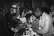 Milo Cutting It Up, The Crypt, Bristol, 1985