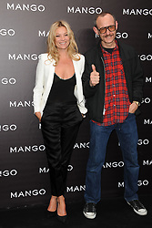 Kate Moss and Terry Richardson attending the Mango fashion show at the Centre Pompidou modern art museum in Paris, France on May 17, 2011. Photo Thierry Orban/ABACAPRESS.COM