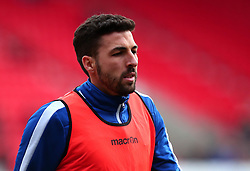 Liam Sercombe of Bristol Rovers - Mandatory by-line: Robbie Stephenson/JMP - 27/01/2018 - FOOTBALL - The Keepmoat Stadium - Doncaster, England - Doncaster Rovers v Bristol Rovers - Sky Bet League One